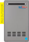 PH2 Outdoor Tankless Water Heater